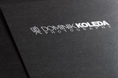 Logo - Dominik Kolęda Photography